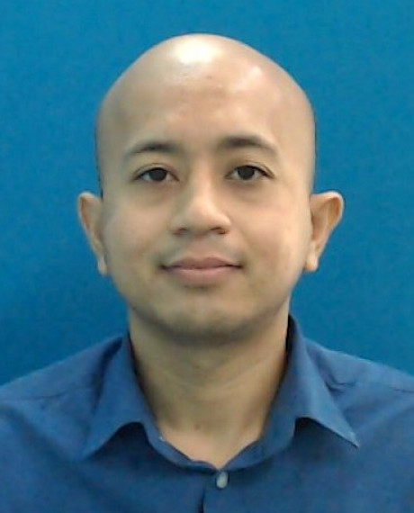 Muhammad Zharief Afzal Md Kasim