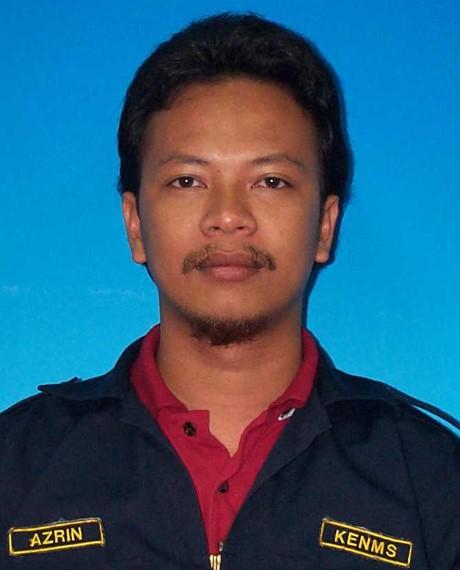 Mohammad Azrin Bin Aris Fatillah