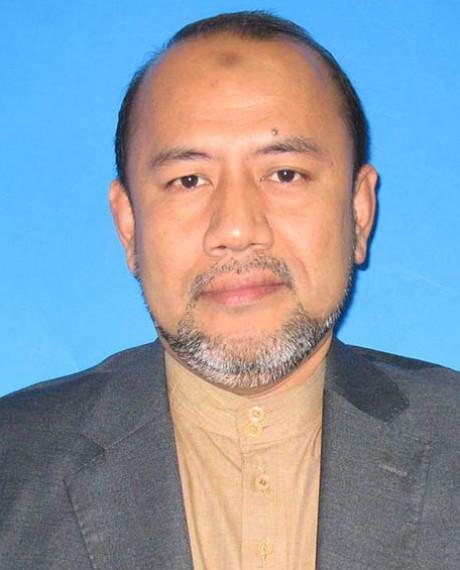 Mohd Radzi B Che Daud