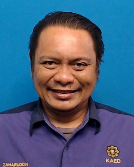Zaharuddin Bin Abdul Rahman