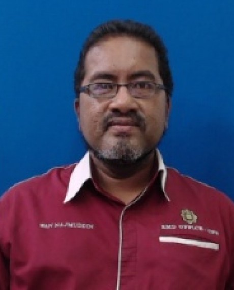 Wan Najmuddin Bin Wan Abdullah