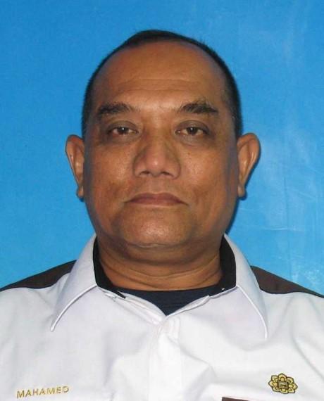 Mahamad Bin Saad