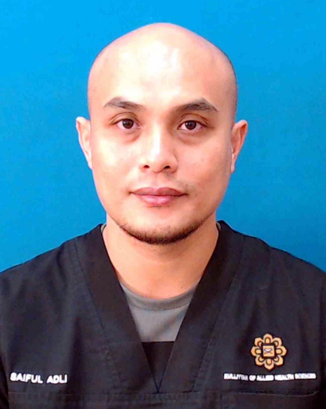 Saiful Adli Bin Jamaluddin