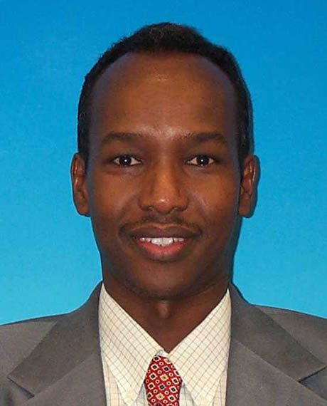 Abdi Omar Shuriye