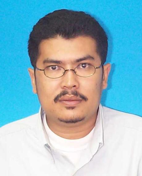 Zulkhyril Bin Zainudin
