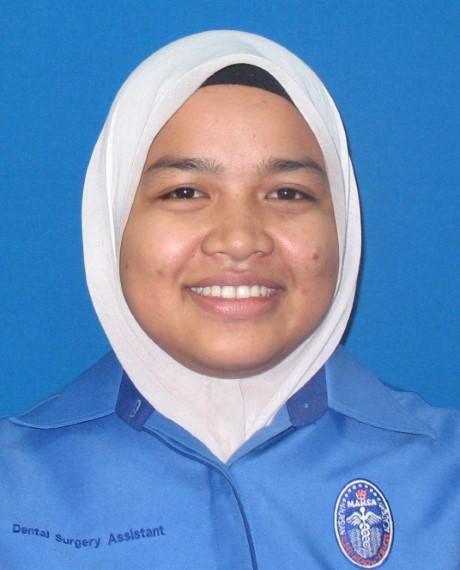 Yusnida Binti Mohamed Yusof
