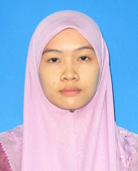 Anissuhailin Binti Zainal Abidin