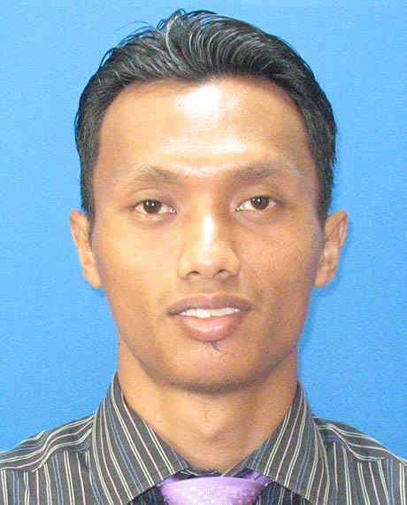 Mohd Ridhaudin Bin Ahmad