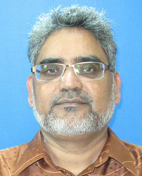 Mohammad Jamshed Ahmad Siddiqui