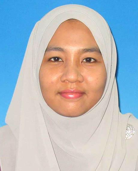 Siti Shafiqah Binti Ahmad Shaharuddin
