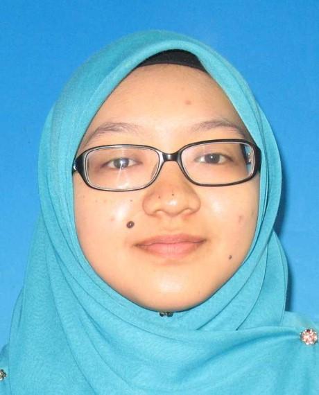 Siti Balqis Binti Osman