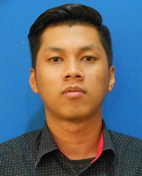Ahmad Irfan Bin Mohd Sampian