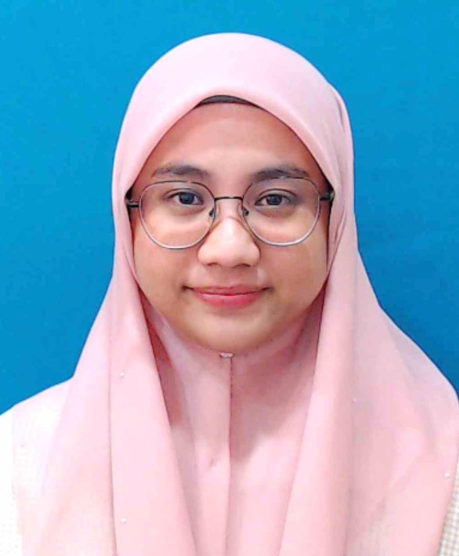 Puteri Amirah Adib Binti Kamaruzzaman