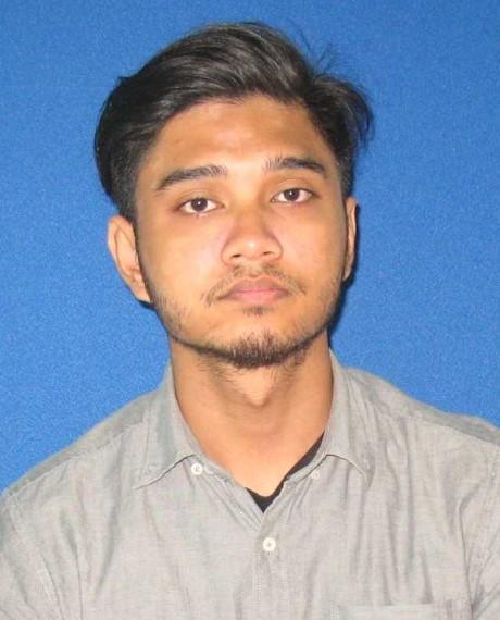 Muhammad Shafiq Ramdhan Bin Fadzlee
