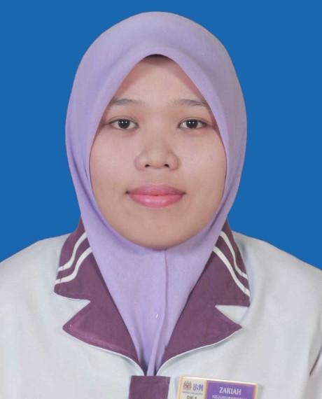Wan Zakiah Binti Wan Mustafa