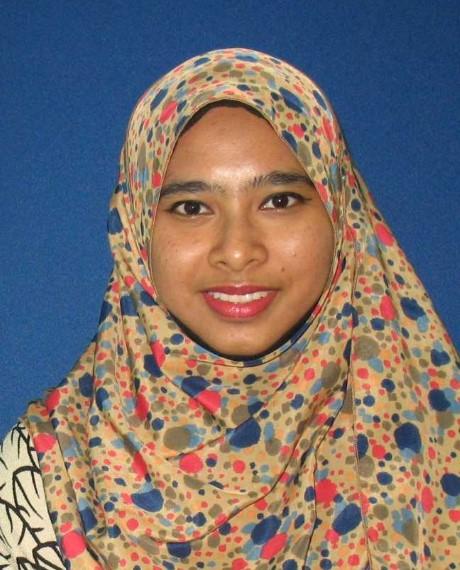 Syaza Farhana Binti Mohamad Shukri