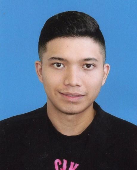 Mohd Hasraf Bin Md Aslah