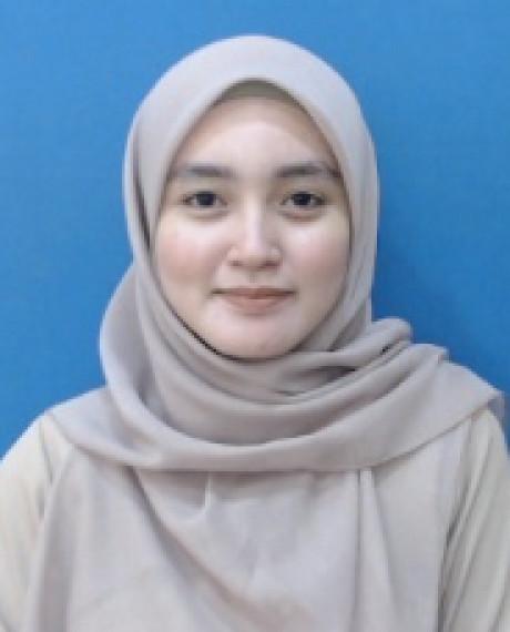 Fatin Syamimi binti Syamsul Bahri