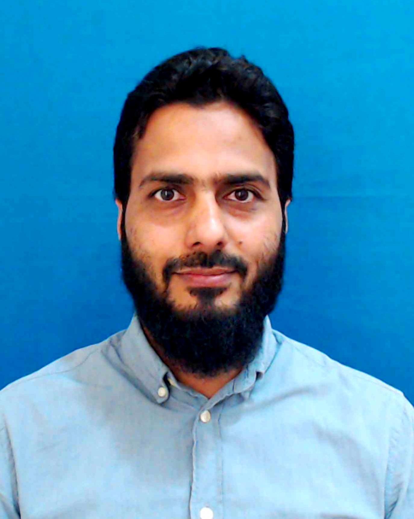 Ishfaq Bashir Bhat