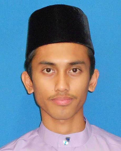 Sofian Nur Bin M. Razali @ Mokhtar